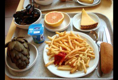 世界の給食 さまざまな食文化