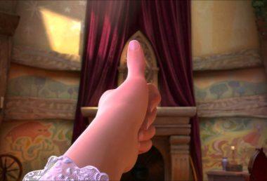 """Tangled/Rapunzel/「塔の上のラプンツェル」 – """"自由への扉"""""""