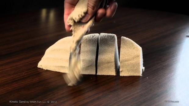 <Xmasプレゼントに!!>室内で砂遊びKinetic Sand