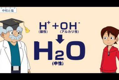 中3理科 中和と塩