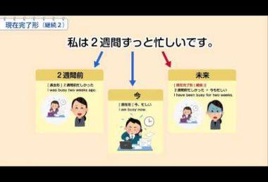 中3英語 現在完了形(継続2)