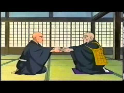 こどもに見せたい感動アニメ「良寛さん」