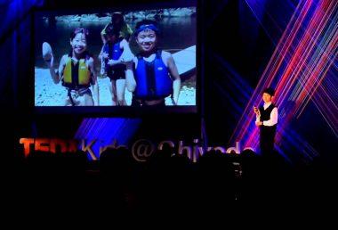 あのTEDのキッズ版!!トモヤ x TEDxKids@Chiyoda
