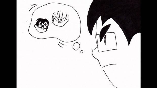 パラパラ漫画(嵐 僕が僕のすべて)
