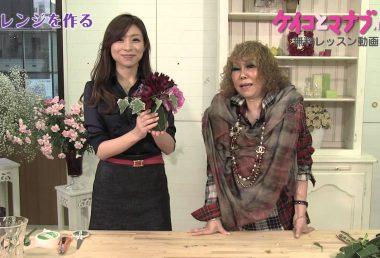 おうちでフラワーアレンジ♡ひとつの花束から、アレンジメントと2つの花束を制作♡