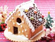 【手作りクッキー】ヘンデルとグレーテルが出てきそうなお菓子の家をつくってみよう♪