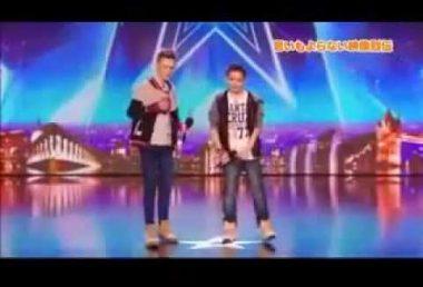 いじめと闘うラップ少年!心の教育 イギリス少年のいじめ反対ラップ 『Britain's Got Talent』