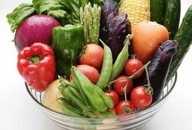 家庭でできる簡単な食品の除染方法 野菜編