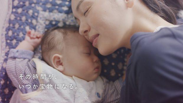 はじめて子育てするママヘ贈る歌。 「moms don't cry」(song by 植村花菜)