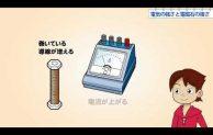 小5理科 電気の強さと電磁石の強さ