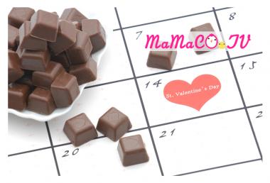 2月14日♡バレンタインデー♡チョコレートは日本だけってホント!?
